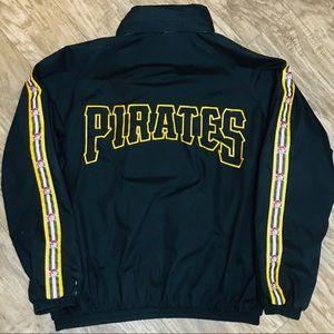 Pittsburgh Pirate MLB Windbreaker Hooded Jacket XL